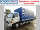 Свежее фотографию Фургон Hyundai HD78 2013 тентованный (Хундай,хендэ) (0106) 65981946 в Москве