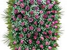 Скачать бесплатно foto  Венок, траурная флористика: венки, букеты, цветы на похороны 67377416 в Москве