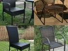 Уникальное фотографию  Кресла из искусственного ротанга - Распродажа 67684855 в Москве