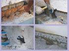 Уникальное фото Ремонт, отделка Ремонт трещин фундамента, стен инъекционный 67864239 в Москве