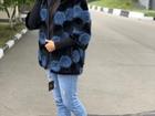 Смотреть изображение  Вязанная норка импортный мех, куртка 68075815 в Самаре