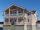 Смотреть foto  Строительство каркасных домов и из профилированного бруса 68342554 в Санкт-Петербурге