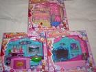 Уникальное фото Детские игрушки Мебель для Барби с подсветкой для кукол ростом до 29 см, 68449304 в Москве