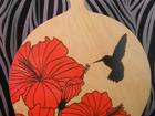 Увидеть foto Разное Мастер-классы по росписи деревянных досок 68524182 в Москве