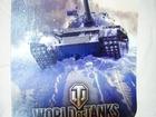Скачать foto Детские игрушки Ледянка World of Tanks, новая, мир танков , 92 см 68825462 в Москве