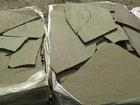 Просмотреть фотографию  Камень природный серо-зеленый песчаник натуральный пластушка 68961458 в Москве