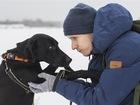 Свежее изображение  Молодая собачка Афина ищет дом, 69137463 в Москве