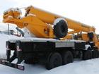 Просмотреть фотографию Автокран Автокран 40 тонн Ивановец на шасси КАМАЗ (8х8) 69220342 в Москве