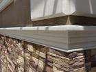 Свежее фото  Фасадный архитектурный декор из пенополистирола с защитным покрытием 70276405 в Ростове-на-Дону
