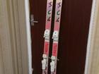 Новое foto  Горные лыжи Fischer узкие ретро 73868174 в Москве