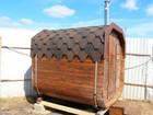 Уникальное фотографию  Баня бочка, каркасные бани 75981582 в Самаре