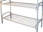 Новое foto  Дешевые металлические кровати для пансионатов, общежитий, хостелов 76423627 в Владивостоке