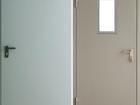 Просмотреть изображение Двери, окна, балконы Технические двери металлические, производство 76590838 в Москве