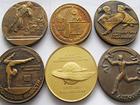 Свежее фото  Спортивные настольные медали 80397850 в Москве
