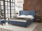 Смотреть фото Мебель для спальни Двуспальная кровать «Мелисса» 82591243 в Москве