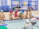 Просмотреть foto Спортивные школы и секции Бесплатное занятие в детской школе плавания «Океаника» филиал на Римской, 82599603 в Москве