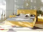Увидеть фото  Двуспальная кровать «Мангуста» 83119186 в Москве