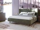 Свежее фотографию  Интерьерная двуспальная кровать «Мелисса», 83455911 в Москве