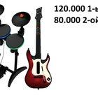 Прокат Аренда для Guitar Hero барабаны, гитара
