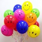 Воздушные шарики под потолок (гелий)