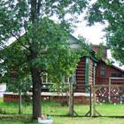 Дом в Егорьевском районе в д, Голубевой