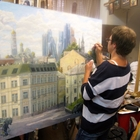 Уроки рисунка, живописи и композиции