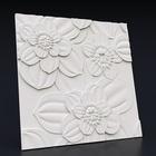 Гипсовые 3D панели для отделки стен
