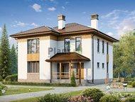 Строительство коттеджей Организация и строительство загородных жилых домов (Запа