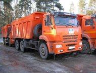Самосвал КаМАЗ 6520-063, 2012 г, в Год выпуска2012  Пробег16000 км.   Цена245