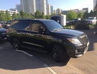 Отличный Lexus 570 Супер авто, отличное состояние, обслуживался только у официал