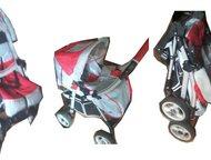 Продам детскую коляску Продам детскую коляску б/у коляска-трансформер в отличном