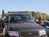 УАЗ Patriot I Рестайлинг 3163 2, 7 MT (128 л, с) 4WD Машина в отличном состоянии