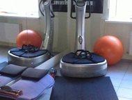 Power Plate Тренировки с персональным тренером Power Plate. Первая тренировка бе