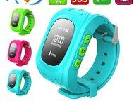 Детские умные часы с GPS трекером Эти уникальные часы синхронизируются с телефон