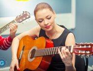 Школа музыки Guitardo Уроки игры на гитаре, вокал, барабаны, фортепиано.   Педаг