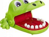 """Настольная игра крокодильчик дантист hasbro """"Крокодильчик Дантист"""" - это забавна"""