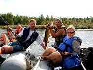 Увлекательные туры в республика Карелия (река Шуя) Приглашаем посетить великий э