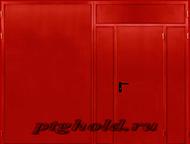 Ворота противопожарные распашные Изготовим распашные и откатные противопожарные