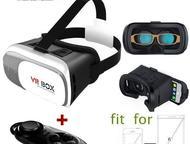 Очки виртуальной реальности VR-BOX2, Иркутск Очки виртуальной реальности для сма