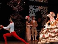 Щелкунчик -балет Балет Щелкунчик - 26 -декабря- 4 января т-р им. Станиславского