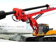 Продам буровую установку Sany SR150C Эксплуатационные характеристики  Диаметр бу