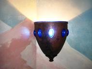 Бра для потолка, стен - бронза антик фирма Sylcom Италия Продаю дорогой светильн
