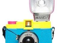 Пленочные фотоаппараты DianaF+ CMYK Новинка DianaF+ CMYK - камера для настоящих