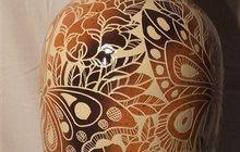 Красивые вазы напольные от авторов
