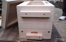 Новые нуклеусы для пчеломаток