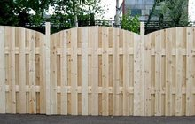 Продажа деревянных заборов
