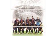 Плитка Azteca FC Barcelona (Испания)