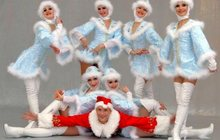 Шоу-балет на свадьбу, корпоратив, праздник
