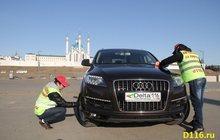 Самый удобный способ помыть автомобиль