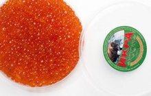 Икра красная весовая Макаров - оптовая и розничная продажа